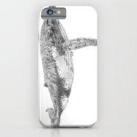 A Humpback Whale iPhone 6 Slim Case