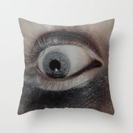 Throw Pillow featuring Origins by Kit King & Oda