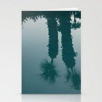 Desert Reflection Stationery Cards