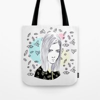 You Are My Geometric Des… Tote Bag