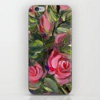 Roses iPhone & iPod Skin