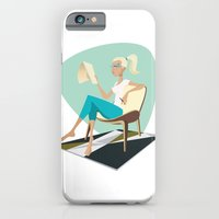 iPhone & iPod Case featuring Pesky Little Sketches by Hand Drawn Creative