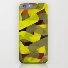 Rattlesnakes Slim Case iPhone 6s