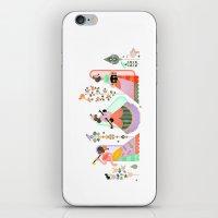 Musicians iPhone & iPod Skin