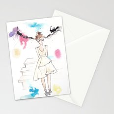 And then He Kissed Me 1 Stationery Cards