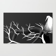 Flight Initiation Distance Canvas Print
