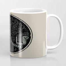 Miniature Circle Landscape 1: Morning Vision Mug