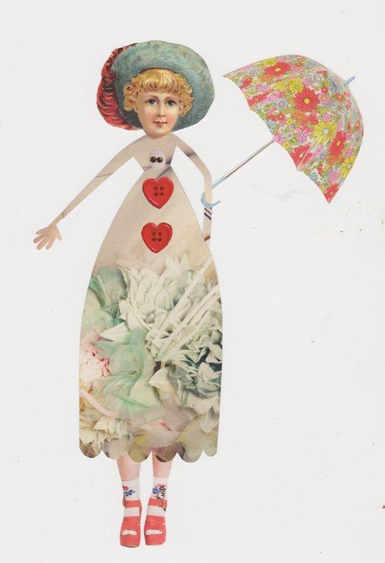The Princess that wore heels Art Print