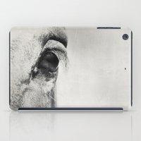 HorSe (V2 grey) iPad Case