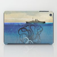 Sea Monster iPad Case