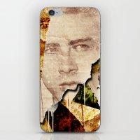 Jame Dean - Grunge Style - iPhone & iPod Skin