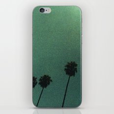 Grainy Palms iPhone & iPod Skin