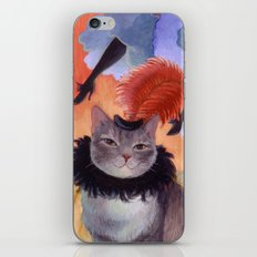 Madame Musket iPhone & iPod Skin