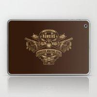 Hawkins Monster Hunting Club Laptop & iPad Skin