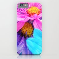 iPhone & iPod Case featuring Brightly Alive I by Christine Leanne