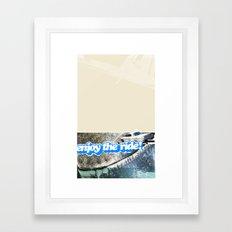 ROUGHKut#020916 Framed Art Print