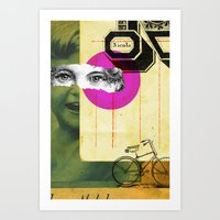 Play Hide And Seek With … Art Print