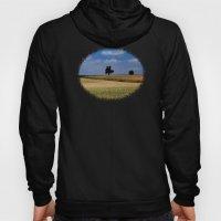 Wheat Field- JUSTART © Hoody