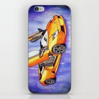 Wings Up iPhone & iPod Skin