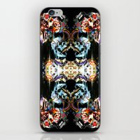Golden Death iPhone & iPod Skin