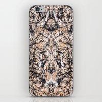 Reflecting Pollock  iPhone & iPod Skin