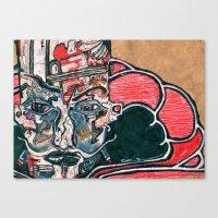 Alvardo Canvas Print