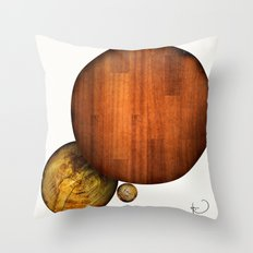 Franklin Square Balls Throw Pillow