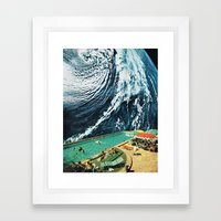 VISIONS 1.0 Framed Art Print