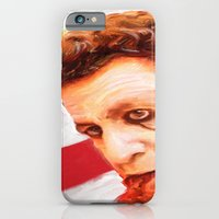 iPhone & iPod Case featuring MEAT EATERS by nicholas colen