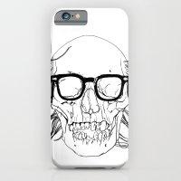 My Best Friend, Death iPhone 6 Slim Case