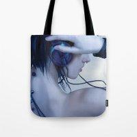 Audio Tote Bag