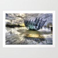 Merchant Seafarer's War … Art Print