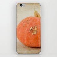 Little Squash iPhone & iPod Skin