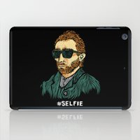 Van Gogh: Master of the #Selfie iPad Case