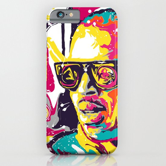 Chris Brown iPhone & iPod Case