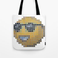 Emoticon Cool Tote Bag