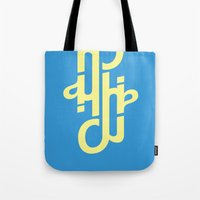 Type Foundry - Helvetica… Tote Bag