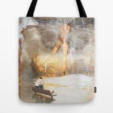 The Sacred and the Mundane Tote Bag