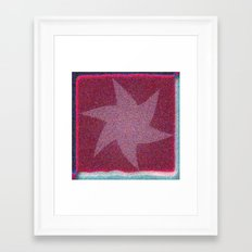 Star Dancer Framed Art Print
