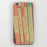 Read To Me iPhone & iPod Skin
