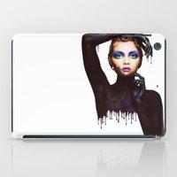 The Girl 3 iPad Case