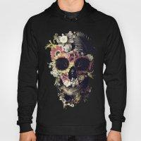 Garden Skull Hoody