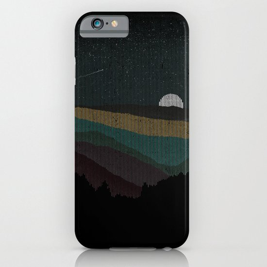 Moonrise (Color) iPhone & iPod Case