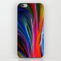 Spectral Magic iPhone & iPod Skin