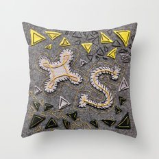 Better save than sorry Throw Pillow