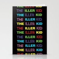 The Iller Kid Stationery Cards
