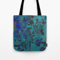 Royal Roses Tote Bag