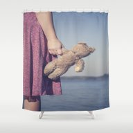 Teddy Shower Curtain