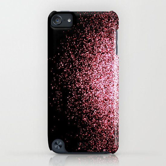 infinity in red iPhone & iPod Case