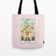 PIZZA READING Tote Bag